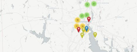 How Many People Have Been Shot in Your Neighborhood This Year? This Map Will Tell You. | ApocalypseSurvival | Scoop.it