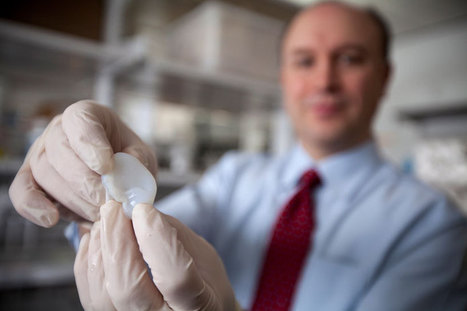 3D printed organs from regenerative living cells | 3D PRINTING DEVELOPMENTS | Scoop.it