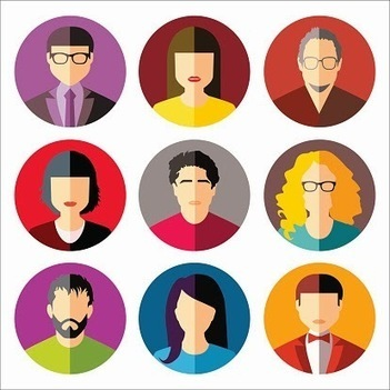 How to improve collaboration in virtual teams? Members' avatar style could be key | cool stuff from research | Scoop.it