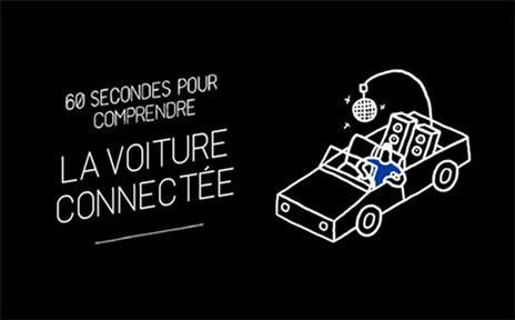 60 secondes pour comprendre la voiture connectée | Cartographie XY | Scoop.it