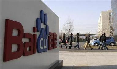 Baidu to buy Chinese app store for $1.9