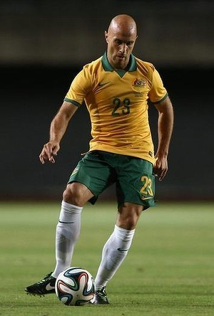 Mid-fielder crisis                                             Will Bresciano be fit enough to play in Australia's game againt chile? | FIFA WORLD CUP | Scoop.it