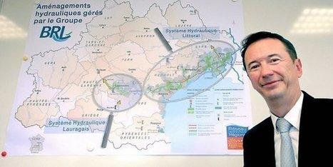 Gard : à 60 ans, le groupe nîmois BRL redouble de vitalité | Languedoc Roussillon : actualité économique | Scoop.it