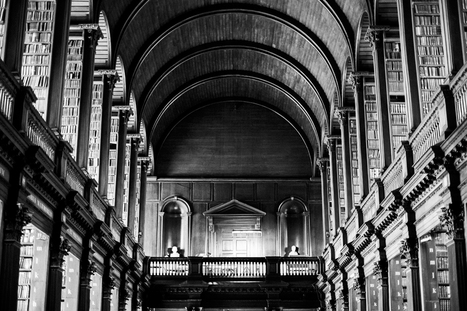 Trinity College Library | Johnny Patience | Fuji X-Pro1 and XF Lenses | Scoop.it