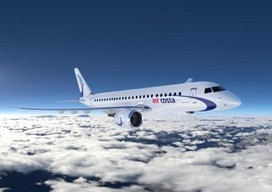 ​India's Air Costa places a firm order for 50 E-Jets E2s | BRIC | Scoop.it