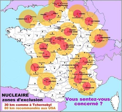 Cartographie du risque nucléaire | HG Sempai | Scoop.it