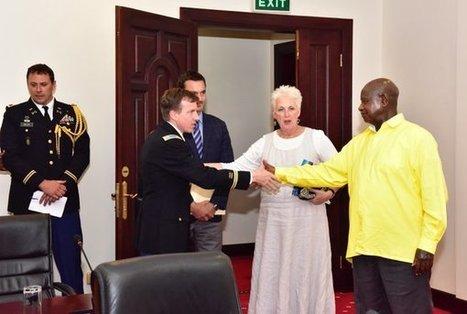 Museveni Meets Tough-Talking US Ambassador     Breaking World - African News   Scoop.it