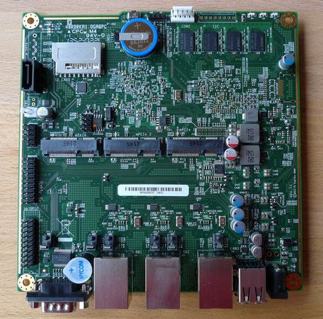 PC Engines APU System Boards Feature AMD G-Series T40E APU, 3 Gigabit Ethernet Ports | Martin's selection | Scoop.it