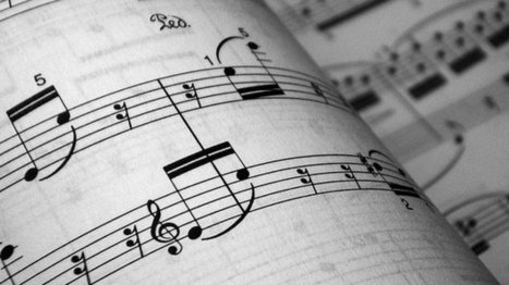 Sheet Music Piracy: You Can Get Everything For Free On The Internet | CAS 383: Culture and Technology | Scoop.it