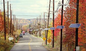 La energía solar llega a las calles en EE.UU. | El autoconsumo y la energía solar | Scoop.it