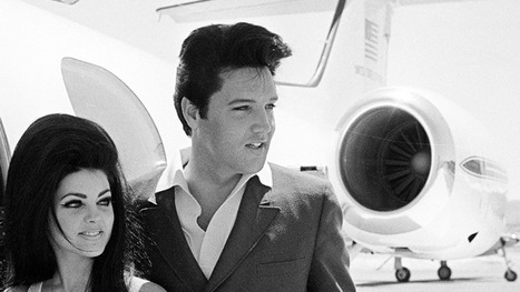 Elvis Presley: Jets Being Removed From Graceland | Keith Russell Collections | Scoop.it