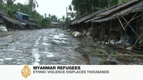 EXCLUSIVE - Restless Beings Works With Al Jazeera To Bring First Report From Rohingya Camp | Human Rights and the Will to be free | Scoop.it