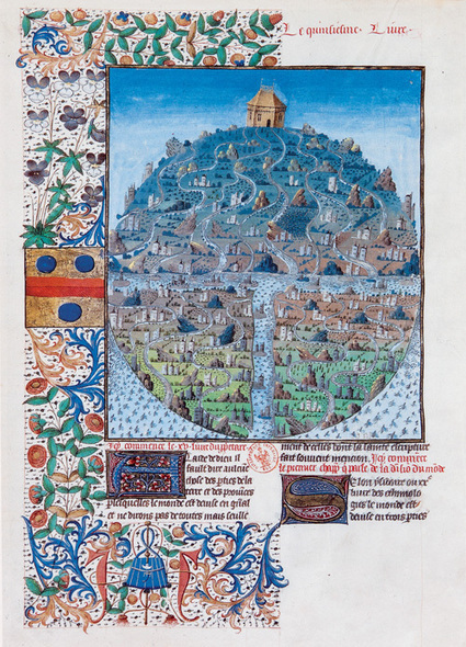 Legendary Lands: Umberto Eco on the Greatest Maps of Imaginary Places and Why They Appeal to Us | Information Mapping | Scoop.it