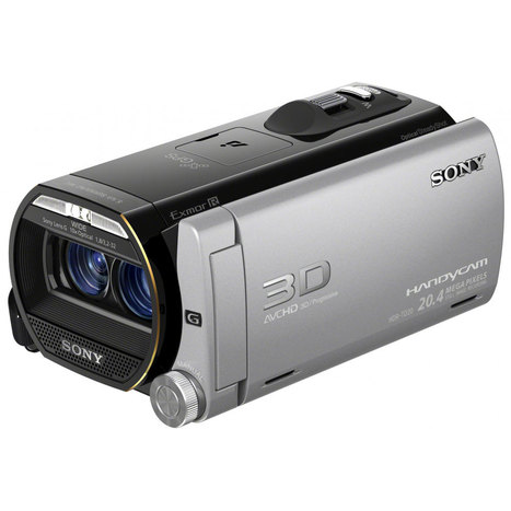 Sony HDR-TD20VE – Camcorder | High-Tech news | Scoop.it