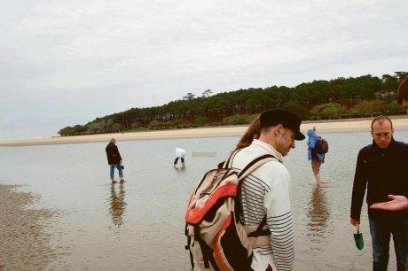 Arcachon : la plage livre ses secrets | Le Bassin d'Arcachon | Scoop.it