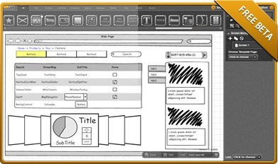 Mockup Builder - Prototype creator software | Time to Learn | Scoop.it