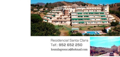 Residencial Santa Clara | Los Milagros Soc. Coop. Andaluza | Senior Cohousing: vejez autogestionada y apoyo mútuo | Scoop.it