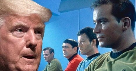 Over 100 'Star Trek' Cast And Crew Members Have Boldly Gone Against Trump | Vloasis vlogging | Scoop.it