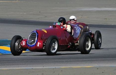 The Sonoma Historic Motorsports Festival is June 4th and 5th | Historic cars and motorsports | Scoop.it