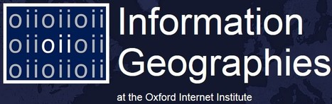 Information Geographies | 16s3d: Bestioles, opinions & pétitions | Scoop.it