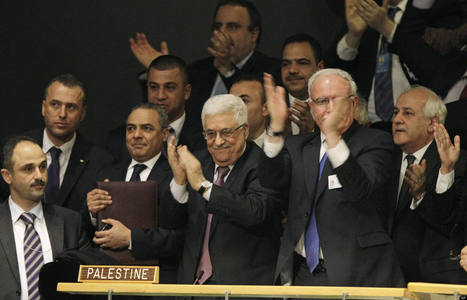 Abbas Orders Palestinian Name Change | Occupied Territory of Palestine | Scoop.it