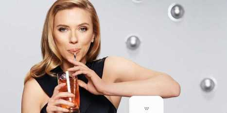 SodaStream Hopes Scarlett Johansson Can Revive Its Brand During The Super Bowl | International CSD Market Insights | Scoop.it