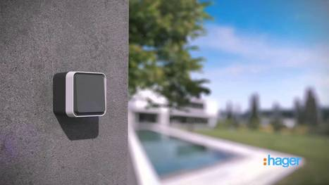 Interrupteurs et prises étanches cubyko de Hager | Matériel électrique | Scoop.it