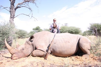 "Get Charges Reinstated Against ""Real"" Rhino Poacher! 