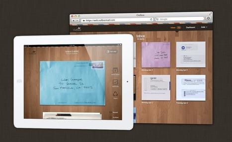 Outbox, la start-up qui voulait numériser votre courrier, ferme ses ...   Coopérons !   Scoop.it