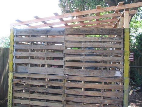 structure? | Pallet Construction | Scoop.it