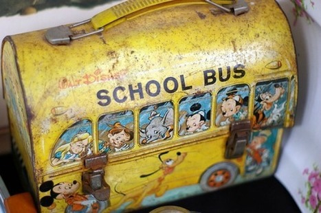 The History of the Lunch Box | Food Facts & Stories | Scoop.it