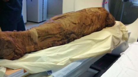 VA museum uses CT scan to look at mummy | Museums & Emerging Technologies | Scoop.it