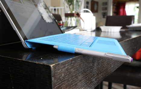 Microsoft Acquires Surface 3 Pen Tech From N-trig   Information Technology & Social Media News   Scoop.it