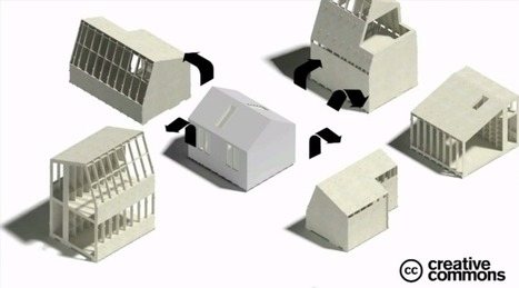 Wikihouse Download and Print Your Own House | Peer2Politics | Scoop.it