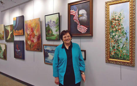 Dyersburg State Gazette: Rhonda Myers featured on McIver's Grant Public Library's Art Wall | Tennessee Libraries | Scoop.it
