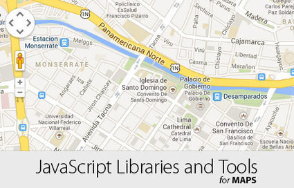 25 Useful JavaScript Libraries And Tools for Creating Interactive Maps | feed2need.com | Scoop.it