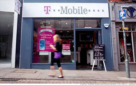 For travelers, T-Mobile's free international roaming is reason enough to switch | The Global TEM market | Scoop.it