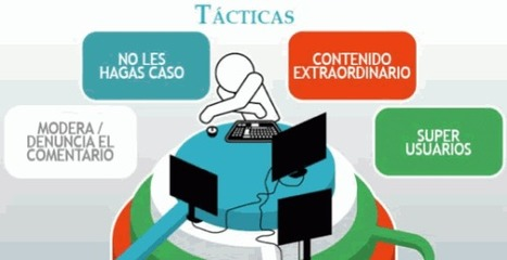 Cómo combatir a los trolls en social media | Mangas Verdes | Colaborando en la formación permanente | Scoop.it