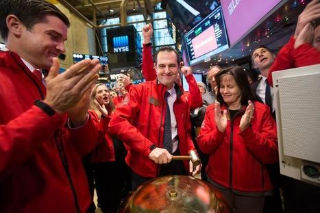 Lending Club CEO: IPO's large retail allocation was to thank customers | The Lending Club P2P Lending | Scoop.it