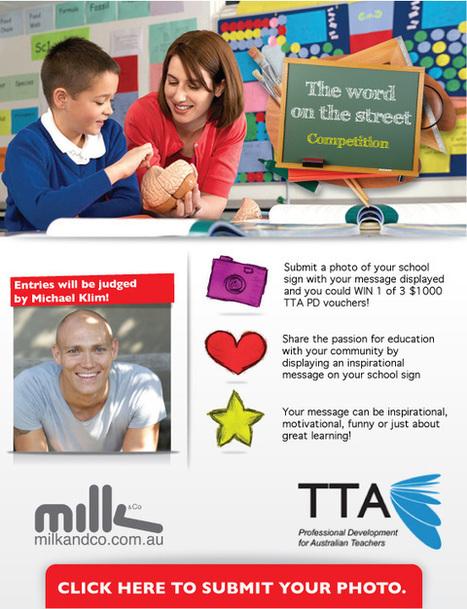 Teacher Training Australia (TTA) - Home | NSW Teacher Professional Development | Scoop.it
