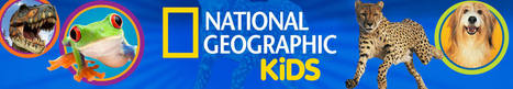 Nat Geo Kids on YouTube | Geography Education | Scoop.it