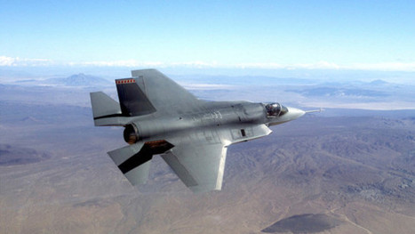 Is The F-35 Fighter Jet That Australia Is Buying Actually Worth It ... | YF-23 | Scoop.it