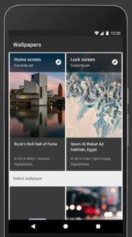 Google Wallpapers : une nouvelle app de fonds d'écran pour Android | Freewares | Scoop.it