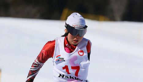 Du tsunami aux Paralympiques de Sotchi, l'odyssée de Yurika Abe   Japon : séisme, tsunami & conséquences   Scoop.it