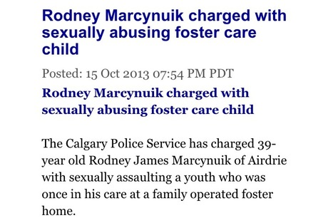 Former Calgary foster parent charged with sex assault 2013 | Family-Centred Care Practice | Scoop.it
