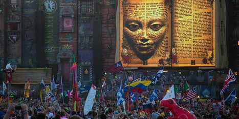 The Massive TomorrowWorld Electronic Dance Festival Is Like No Other Music Festival Out There | Music Festival Industry | Scoop.it