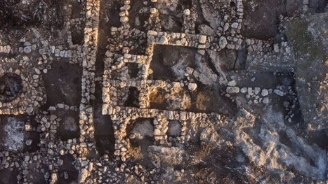 Massive 2,800-year-old farmhouse found in central Israel | Jewish Learning, Jewish Living | Scoop.it