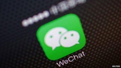 China's Tencent takes $50m stake in messaging app Kik - BBC News   IB BIZ MKIS   Scoop.it