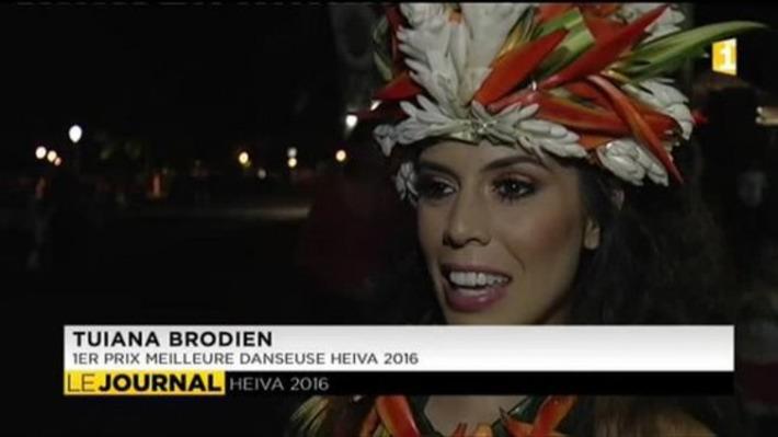 Heiva Le sacre des lauréats | Polynésie 1ère | Kiosque du monde : Océanie | Scoop.it