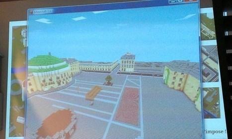 RennesCraft : Construire et penser la ville à travers le jeu-vidéo. | Espace Wilson I Alençon Coworking | Scoop.it